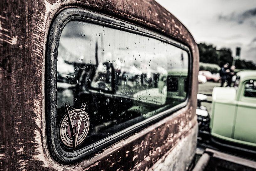 High mileage low maintenance van autofotografie nederland