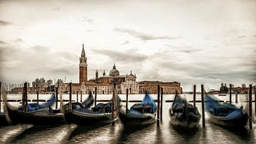 Venetie - San Giorgio Maggiore II von Teun Ruijters