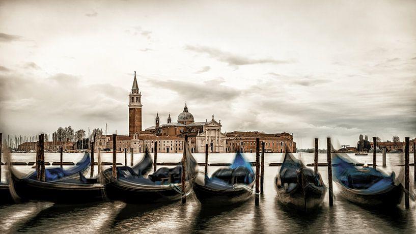 Venetie - San Giorgio Maggiore II van Teun Ruijters