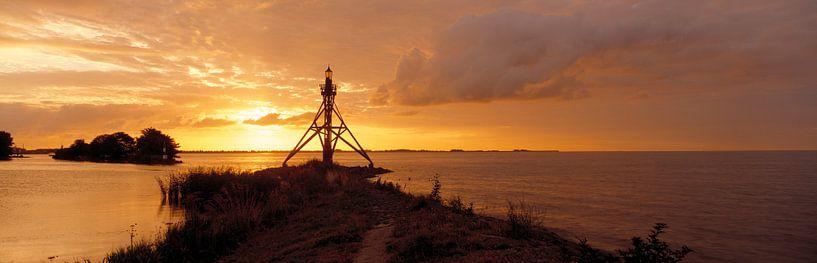 Hoorn Haven licht van Hans Albers