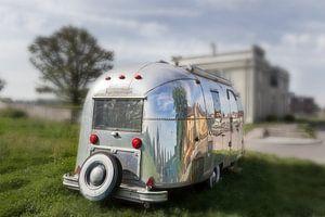 Jaren 50 caravan