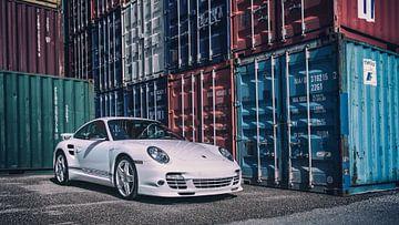 Urban Porsche van
