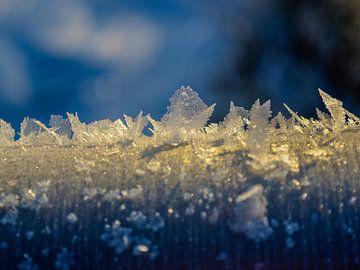 Kristalhelder van Hans Stuurman
