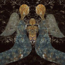Figuren en vormen - In de bescherming van de engelen van Christine Nöhmeier