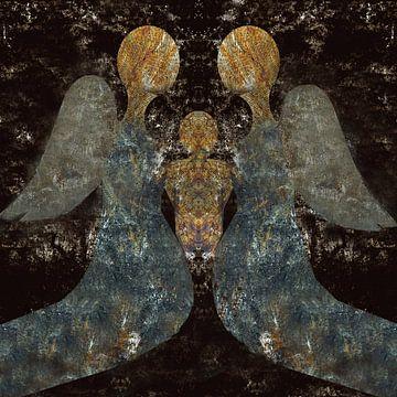 Figuren und Formen - Im Schutz der Engel