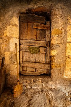 De oude deur van Peter Halma