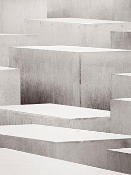 Berlin - Holocaust-Mahnmal von Alexander Voss