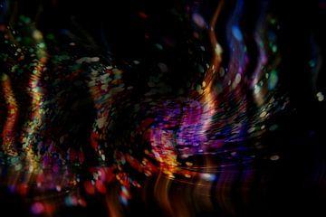 Concept digitaal : Kleuren van het paradijs van Michael Nägele