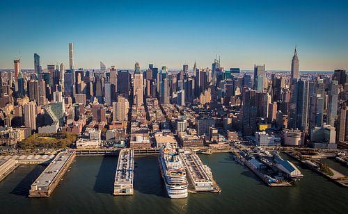 Skyline New York, Midtown Manhattan van