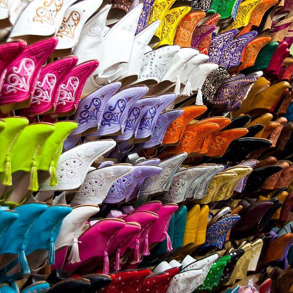 Colors of Marocco (solo 1) van Rob van der Pijll