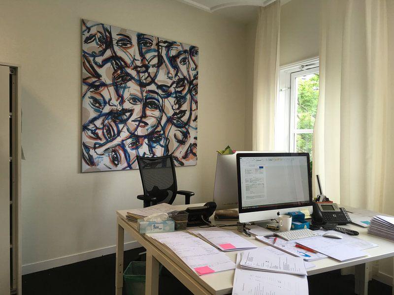 Photo de nos clients:  foule sur Eva van den Hamsvoort
