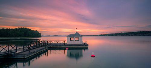 Saltsjöbaden, Sweden van
