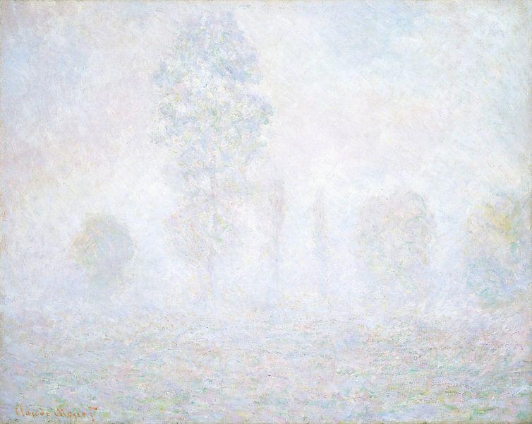 Morgennebel, Claude Monet von Rebel Ontwerp