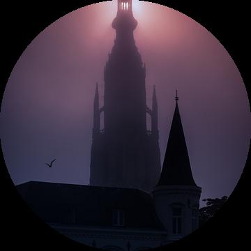 Grote kerk van Breda van Esmeralda holman