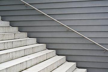 Treppenstufen von Heiko Kueverling