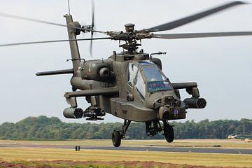 Koninklijke Luchtmacht AH-64 Apache van