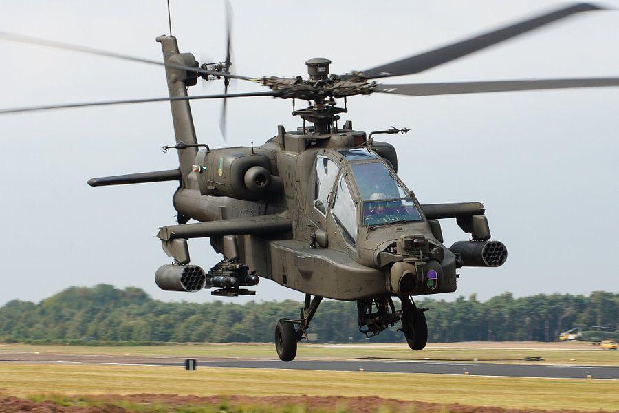 Koninklijke Luchtmacht AH-64 Apache van Dirk Jan de Ridder