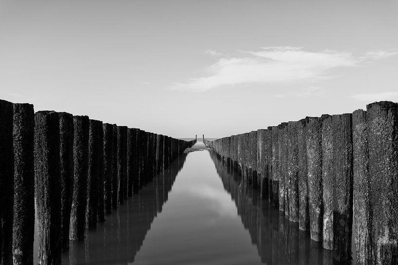 Reflecties aan de kust van Maikel Brands