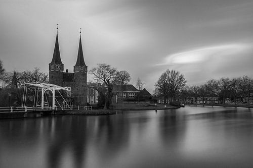 Oosterpoort  Delft van Ilya Korzelius