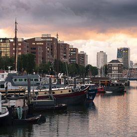 Entrepothaven Rotterdam van Prachtig Rotterdam