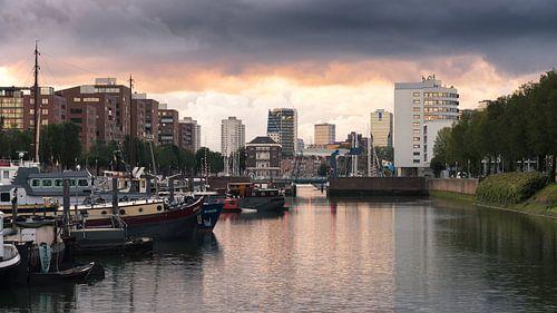 Entrepothaven Rotterdam van