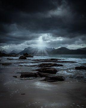 Die dunklen Wolken von Hamperium Photography