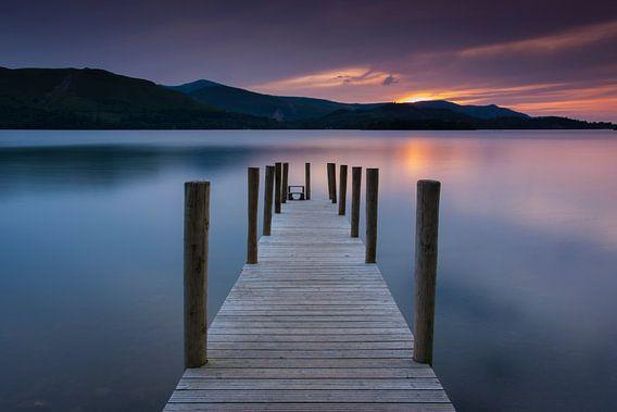 Classic lake view