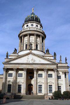 Franse Kathedraal Berlijn van Christiane Schulze