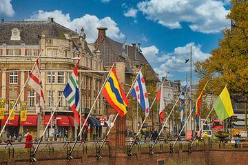 Innenstadt von Den Haag von Suzan (Suus) Buskes