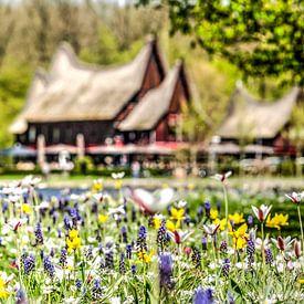 Frühling beim Kralinger See von Frans Blok