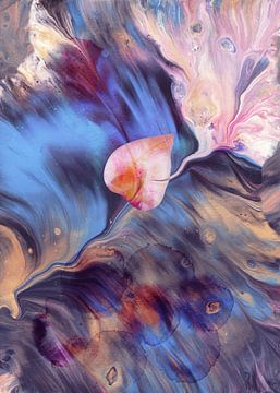 Flow III van Jacky Gerritsen