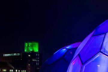 Drijvend Paviljoen Rotterdam van Jaco Verheul