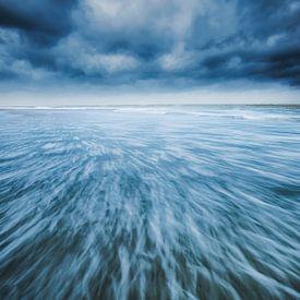 Nordseestrand auf Texel. von AGAMI Photo Agency