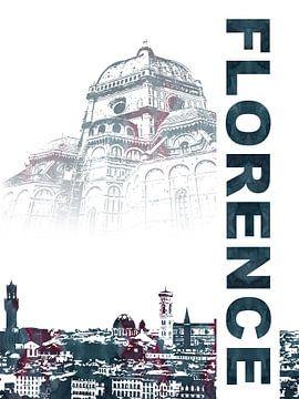 Florence van Printed Artings