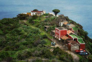 Overzicht van El Tablado / La Palma van Tejo Coen