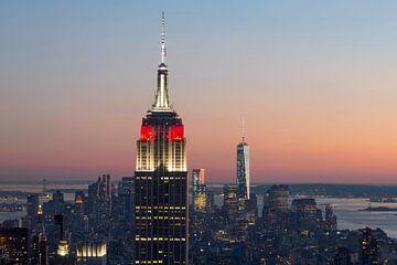 Empire State Building - New York City von Marcel Kerdijk