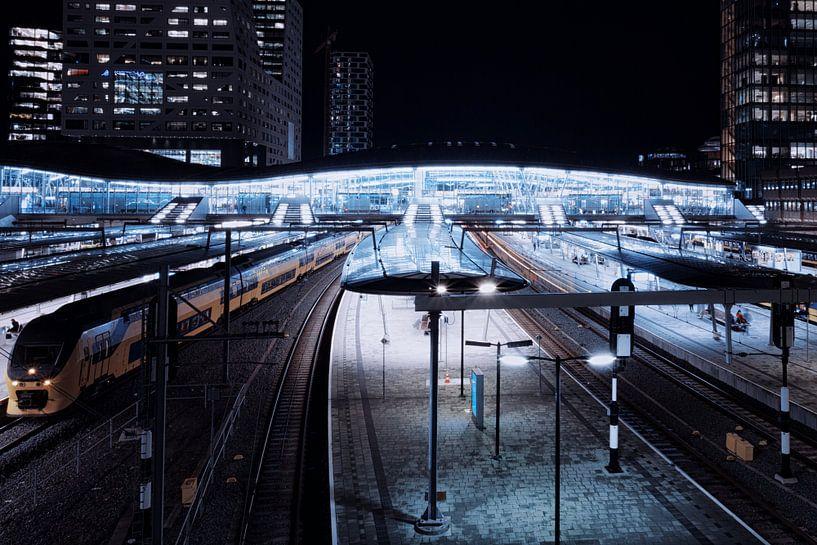 Gare centrale d'Utrecht sur Cho Tang