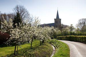 De kerk van Wemeldinge