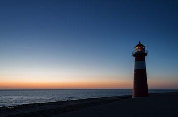 le phare sur Aline van Weert