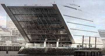 Kontorhaus Dockland in Hamburg van Peter Norden