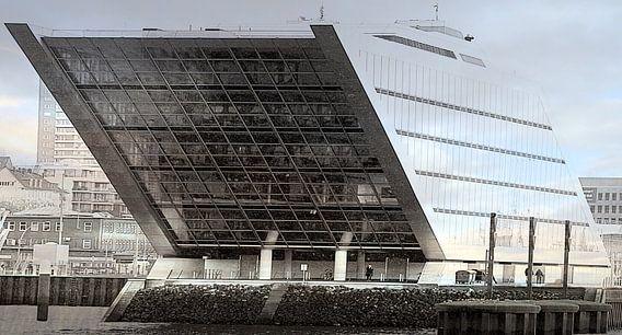 Kontorhaus Dockland in Hamburg