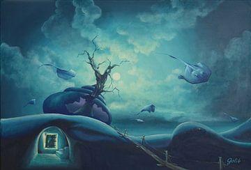 Night van Larysa Golik
