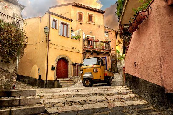 Bella Sicilia van Costas Ganasos