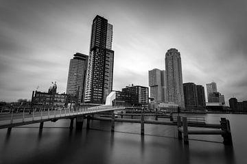 Rotterdam pendant la journée sur Albert Mendelewski