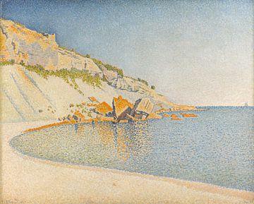 Cassis. Cap Lombard, Opus 196, Paul Signac - 1889 sur