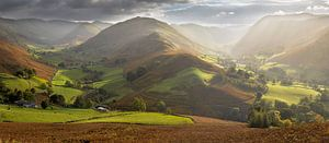 Martindale Valley,  Lake District