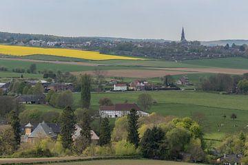 Limburgs landschap rond Vijlen von John Kreukniet