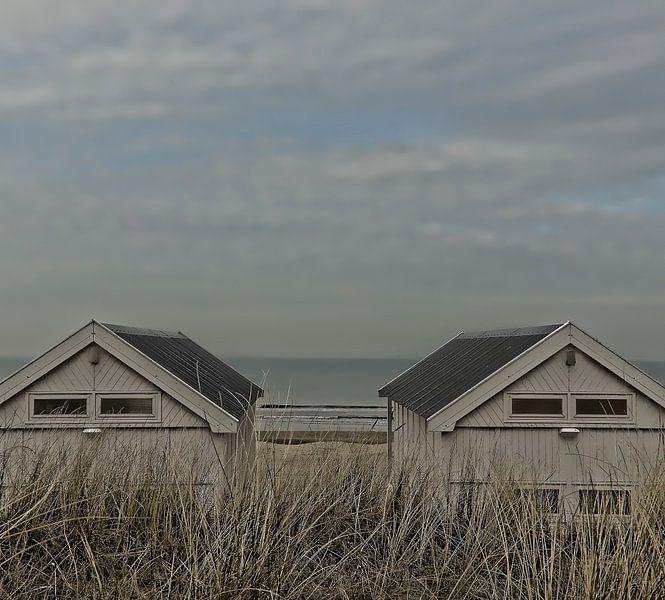 Urlaub in Katwijk am Meer von Mieneke Andeweg-van Rijn