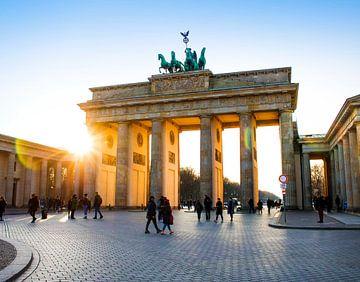 Brandenburger Tor von Cheryl Zethof
