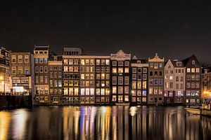 Als de lichtjes branden in Amsterdam